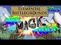 ELEMENTAL BATTLEGROUNDS HACK!|✅| Unpatchable|✅| GRAVITY,PLATFORM AND MORE! ✅