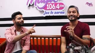 Gajender Verma revealing Stories behind his songs | Khelegi kya | Emptiness | Tera Ghata | RJ SUD