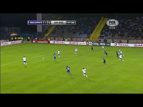 Caracas 1 - 0 Inti Gas Copa Sudamericana 2014 from YouTube · Duration:  1 minutes 9 seconds