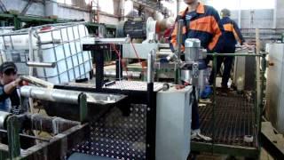 Клей для бруса и балок Oshika (Япония). Автоматическое нанесение.(, 2014-06-23T13:49:22.000Z)