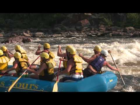 Wilderness Tours - Ottawa River Rafting and Adventure Resort
