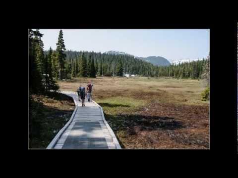 Strathcona Provincial Park — Forbidden Plateau