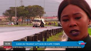 Another cash-in-transit heist hits Cape Town  | Originally Published: 1529314431