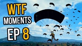 PUBG: WTF Moments Ep. 8
