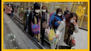 🇨🇳  إجراءات طارئة بالصين لاحتواء انتشار فيروس كورونا