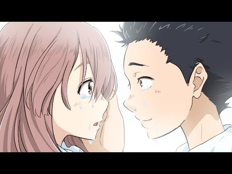Koe No Katachi「AMV」Sorry, Blame it on me