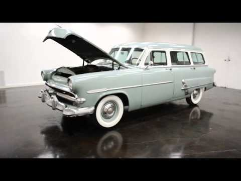 1953 Ford Customline Station Wagon