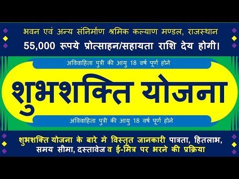 How to Apply Shubha Shakti Yojana (शुभ शक्ति योजना का फोर्म कैसे भरे ? लाभ, योग्यता व दस्तावेज)