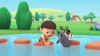 Leo the Wildlife Ranger Minisode #118 - Bottlenose Dolphin