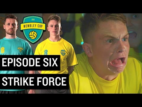 EXTREME TARGET CHALLENGE! - WEMBLEY CUP 2016 #6