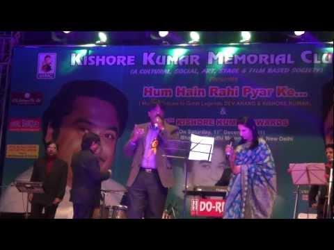 Abhi Na Jao Chodkar Ke Dil Abhi Bhara Nahin Sung By Singer Simrat Chhabra.MTS