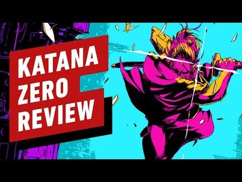 Katana Zero Review