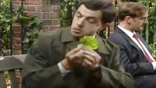 Washing Salad The Bean Way | Mr. Bean Official