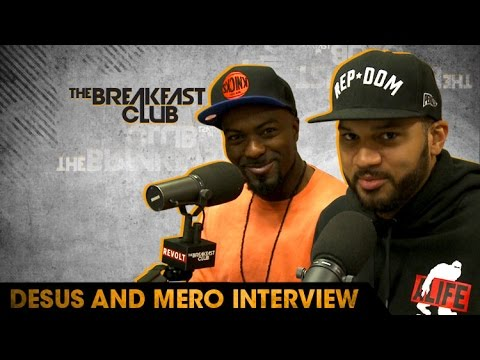 Desus and Mero Discuss New Viceland Show