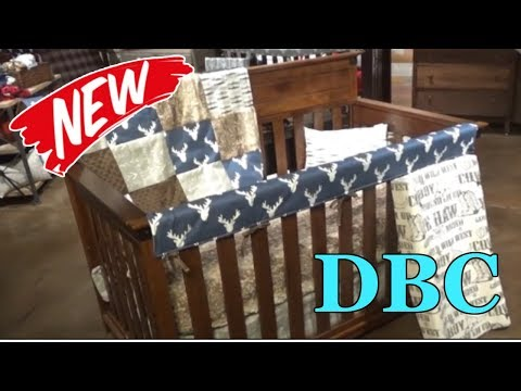 Hunting And Fishing Crib Bedding - DBC Baby Bedding