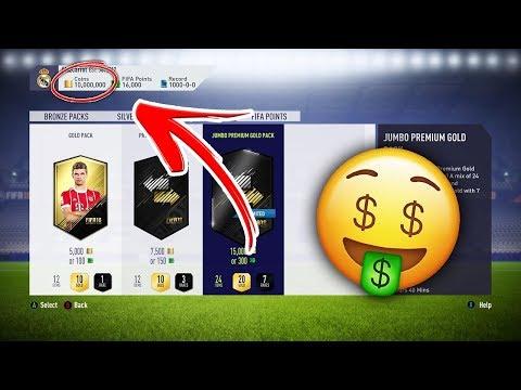 FIFA 18 *COIN GLITCH* 🤑 - MAKE UNLIMITED FIFA 18 FREE COINS (FIFA 18 WORKING COIN GLITCH)