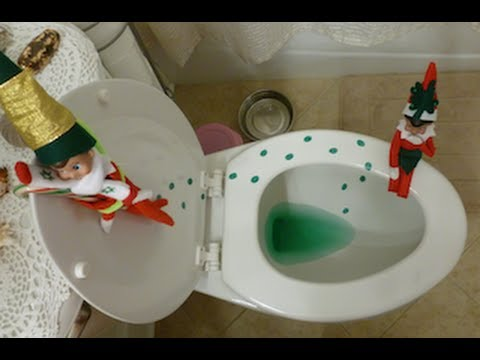 It's almost Christmas - and with it comes Elf on the Shelf, sent by Santa Claus to check on children across the country. For those not in the loop, the festive toy began as a children's book in.