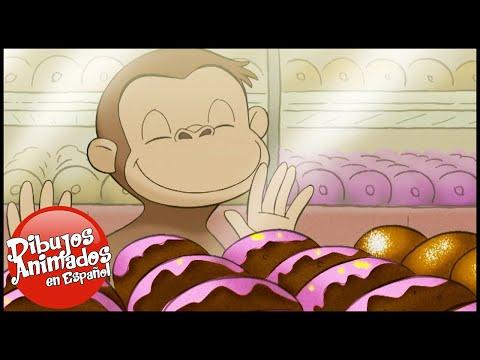 Jorge el Curioso en Español 🐵Jorge Tiene Trabajo 🐵 Episodio Completo 🐵 Caricaturas Para Niños
