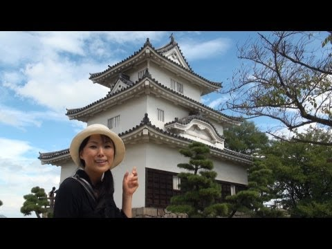 Marugame Castle! / 丸亀城!