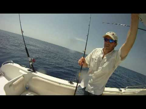 Marathon Humps Fishing for Tuna and Dolphin with Florida Keys Reel Adventures