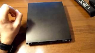 видео обзор медиаплеера ICONBIT HDS8W. Часть 1