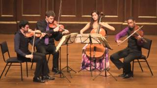 "Beethoven String Quartet Op.59 No.1 ""Razumovsky"""
