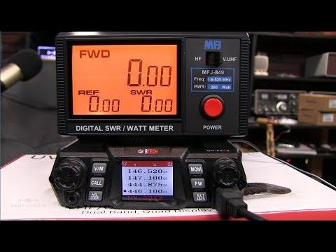 Ham Radio 2.0: Episode 111 - BaofengTech UV-50X2 Testing