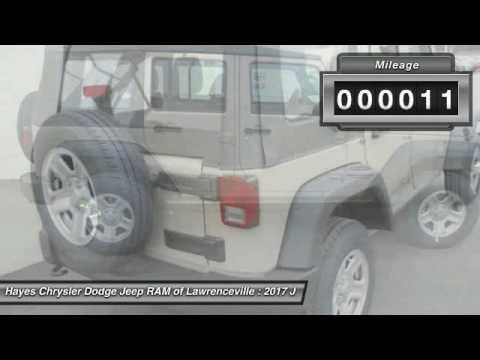 2017 jeep wrangler lawrenceville ga l736043 youtube. Black Bedroom Furniture Sets. Home Design Ideas