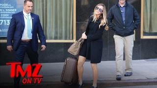 Eric Trump's Prego Wife- Secret Service Isn't Full Service. | TMZ TV
