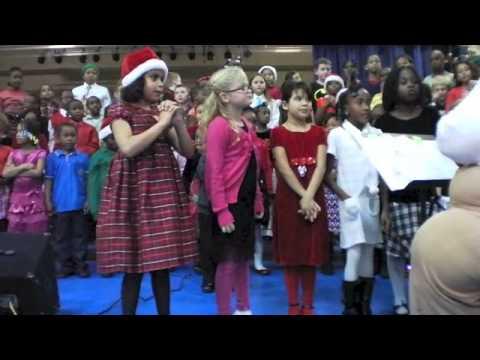 Christmas Choptank Elementary School