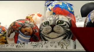 Sk Экскурсия в музей ''Фабрика ёлочных игрушек''