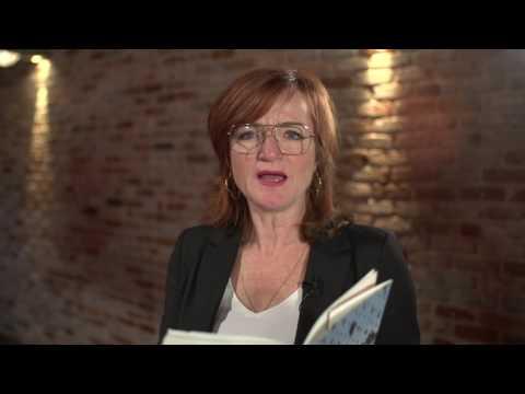 Nina Petri liest Artikel 3 der UNMenschenrechtscharta
