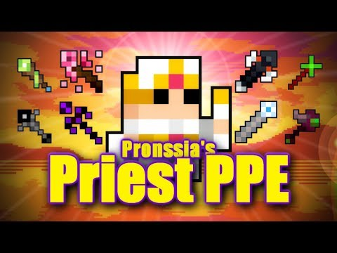The Amazing Priest PPE | RotMG