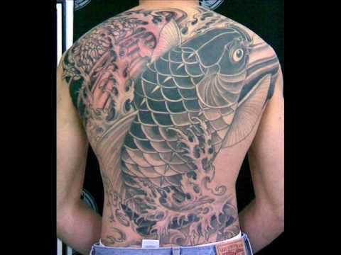 8d155aad5 Project Japanese Koi Yakuza Tattoo 入れ墨 - YouTube