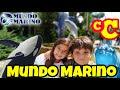 Mundo Marino  / vacaciones / Chloe Conde . Marine World 2020  / holiday  /