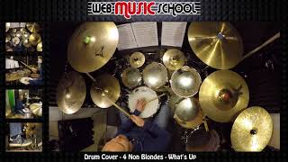 4 Non Blondes What 39 s Up - DRUM COVER.mp3