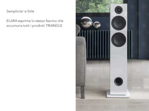 Copia di Triangle Elara Speakers