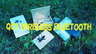 ДЕШЁВЫЕ QCY-QY19 Bluetooth наушники из Китая
