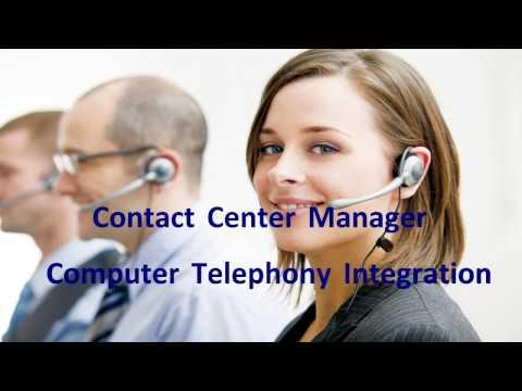 ΠΑΡΟΥΣΙΑΣΗ Contact Center Manager (Computer Telephony Integration)