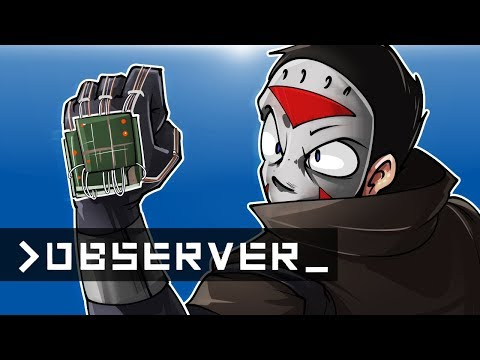 Observer - AUGMENTED DETECTIVE! (Where is Sonlirious?) Ep. 1