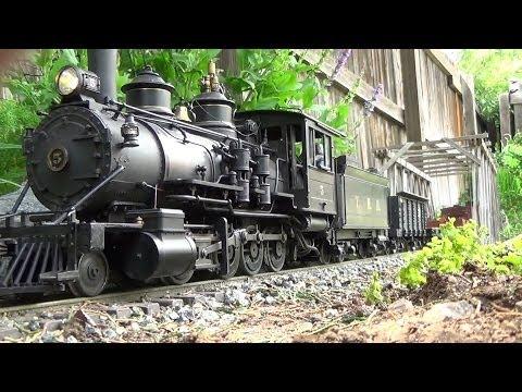 Garden Railway Tour