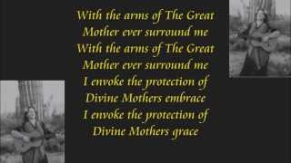 Lisa Thiel ~ Goddess Protection Chant