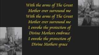 Lisa Thiel ~ Goddess Protection Chant