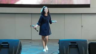 Clarice Cutie - Don't you worry bout a Thing / Sahabat Slamanya ( live at Gandaria City )