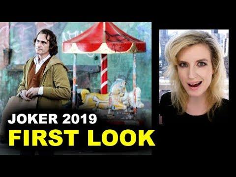 Joker Movie 2019 First Look
