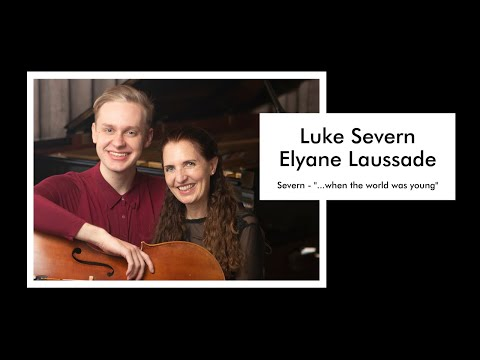 """Luke Severn & Elyane Laussade 