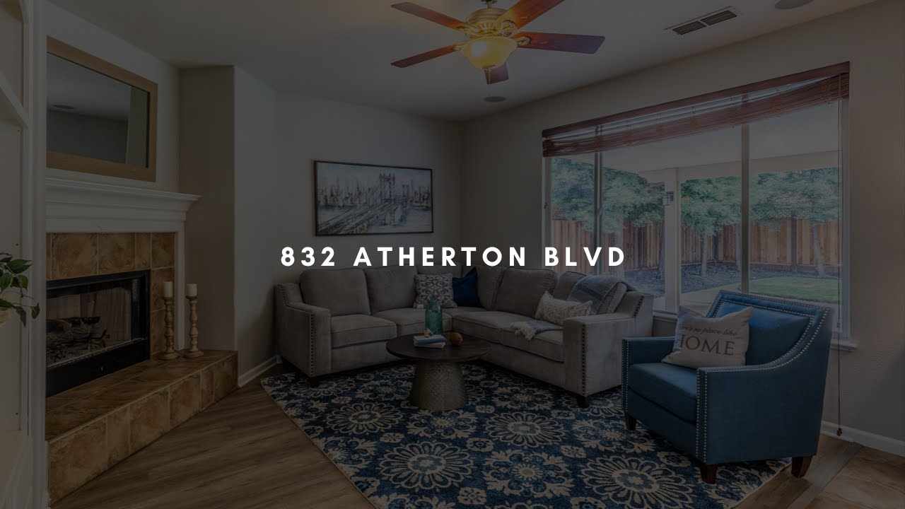 832 Atherton Blvd, Brentwood, CA 94513