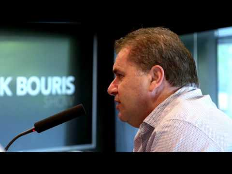 The Mark Bouris Show EP 22 - Ange Postecoglou interview