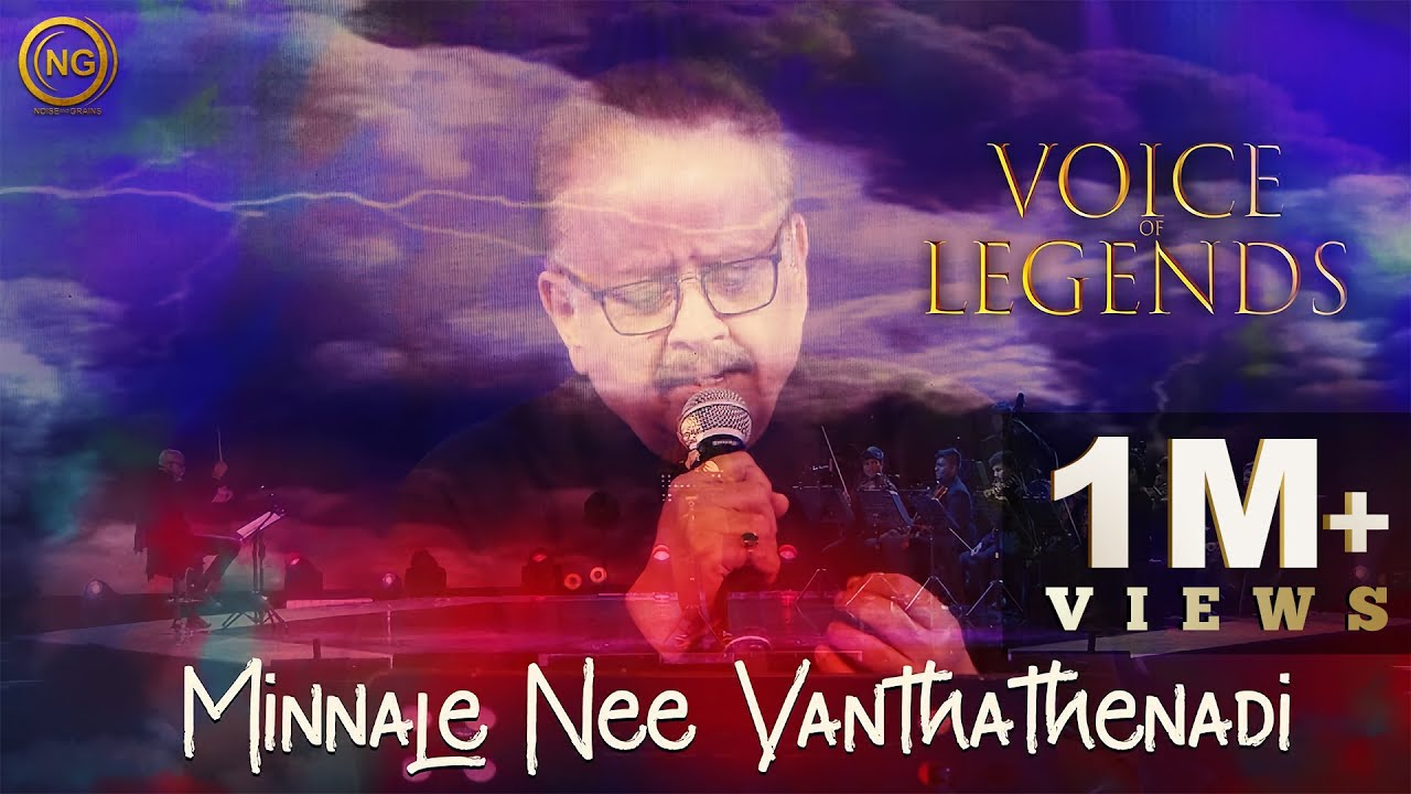 Download Minnale Nee Vanthathenadi   S.P. Balasubrahmanyam   May Maadham   Voice of Legends Singapore