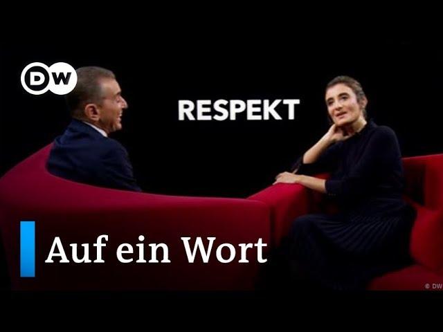 Auf ein Wort...Respekt | DW Deutsch